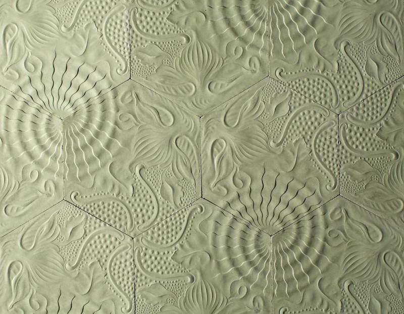 guadi floor tile